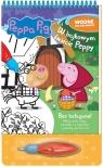 Peppa Pig. Wodne kolorowanie. W bajkowym świecie Peppy. null null
