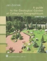 A guide to the Geological Garden at Collegium Geographicum Ziomek Jan