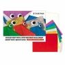 Papier krepowany metalizowany teczka C5 - 6 kolorów (218530)