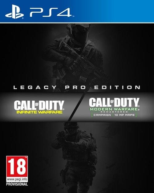 Call of Duty Infinite Warfare Edycja Legacy Pro PS4