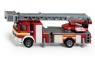 Siku Super - Wóz strażacki z drabiną - Wiek: 3+ (1841)