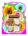 Pieczątki kwiaty