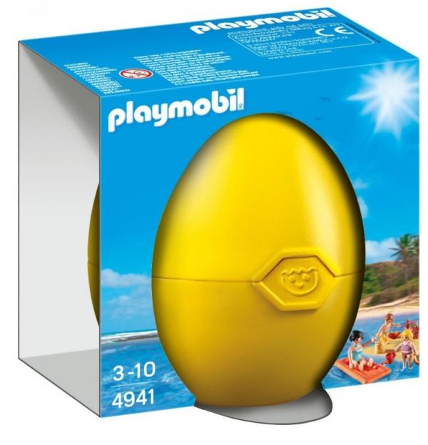 Figurka Summer Fun 4941 Zabawa na plaży (4941)