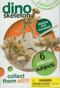 Wykopaliska szkielety dinozaurów - Parasaurolopu
