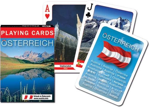 Karty Austria 1 talia