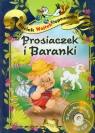 Bociek Wojtek opowiada Prosiaczek i Baranki z płytą CD
