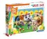 Puzzle Supercolor 24 Maxi Koty (28500)