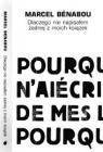 Dlaczego nie napisałem żadnej z moich książek Benabou Marcel