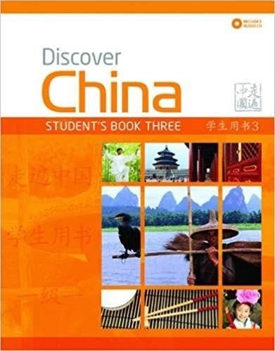 Discover China 3 SB + 2 CD Ding Anqi, Lily Jing, Xin Chen