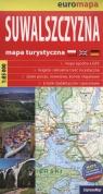Suwalszczyzna Mapa turystyczna 1:85 000