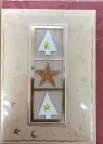 Karnet Boże Narodzenie B6 Premium 2 + koperta
