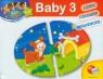 Baby genius Baby 3 układanka mix