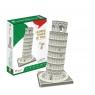 Puzzle 3D: Krzywa Wieża w Pizie (306-20241)