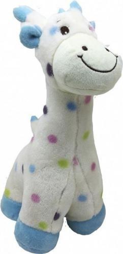 Kropeczka Żyrafa niebieska 40 cm (4818b)