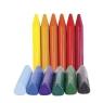 Kredka świecowa trójkątna 12 kolorów