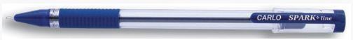 Długopis Carlo 0,7mm niebieski (12szt) SPARK