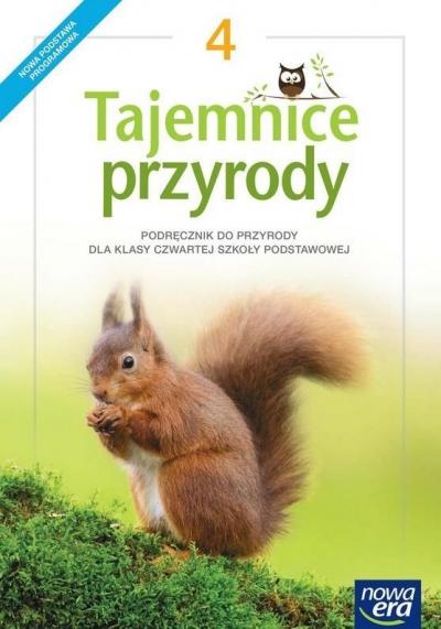 Tajemnice przyrody. Przyroda. Podręcznik, klasa 4 Maria Marko-Worłowska, Joanna Stawarz, Feliks Szl