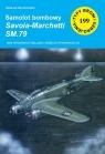 Samolot bombowy Savoia-Marchetti SM.79 Bączkowski Wiesław