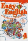 Easy English with Games and Activities 4 +CD