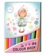 Papier kolorowy 13 kolorów MISS MOLLY