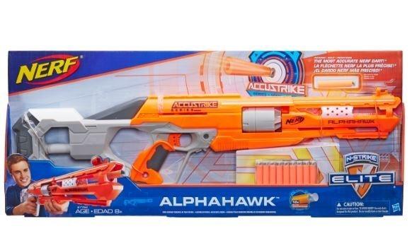 Nerf Accustrike Alphahawk (B7784)