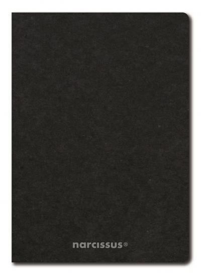Zeszyt A4/48K kratka Eco Black (6szt) NARCISSUS
