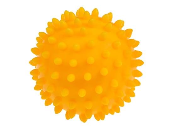 Tullo, Piłka rehabilitacyjna 9 cm, żółta (441)
