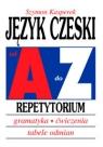 Język czeski od A do Z Repetytorium Kasperek Szymon
