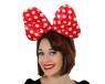 Opaska z kokardą Mickey Mouse