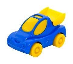 Samochód Wader-Polesie Baby Car sportowy w woreczku (55415)