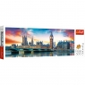 Puzzle 500: Panorama - Big Ben i Pałac Westminsterski, Londyn (29507)