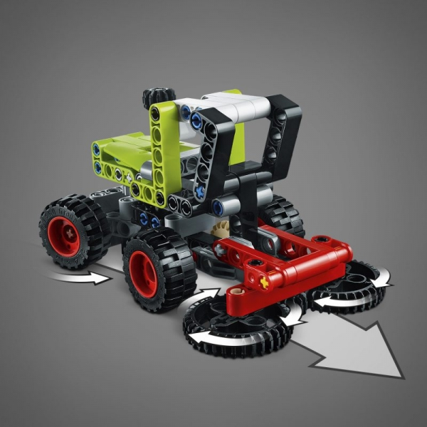 Lego Technic: Mini CLAAS XERION (42102)