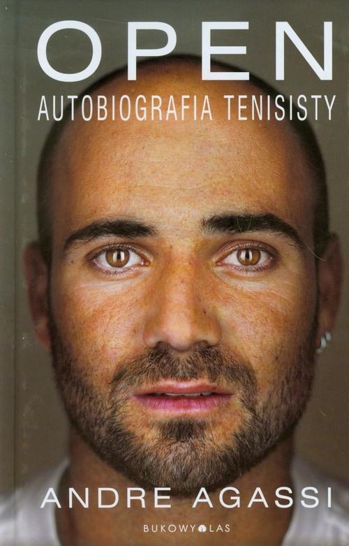 Open Autobiografia tenisisty Agassi Andre