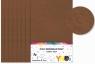 Filc dekoracyjny brązowy YNJ 8szt NOSTER