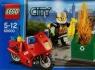 Lego City: Motocykl strażacki (60000) Wiek: 5+