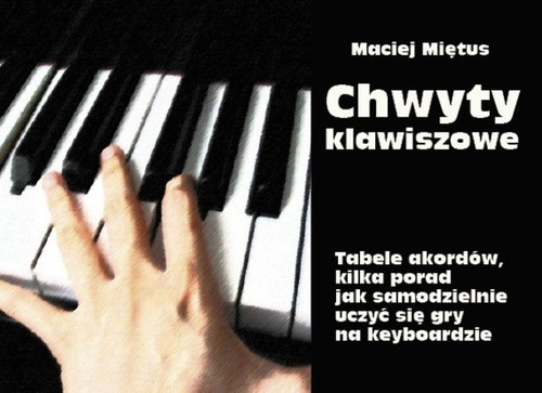 Chwyty klawiszowe Miętus Maciej