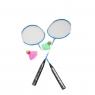 Badminton metalowy z akcesoriami (450347) mix kolorów