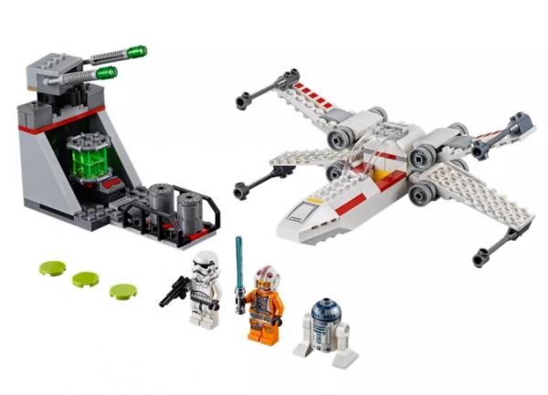 LEGO Star Wars: Atak myśliwcem X-Wing (75235)