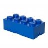 Pojemnik klocek LEGO® Brick 8 - Niebieski (40041731)