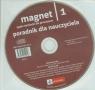 Magnet 1 Język niemiecki Poradnik dla nauczyciela CD Gimnazjum