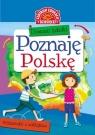 Domowa szkoła Poznaję Polskę Książeczka z naklejkami Uhlik Anna