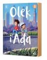 Olek i Ada na szalku przygód Pięciolatek Poziom B Pakiet Fabiszewska Iwona, Wilk Klaudia, Żaba-Żabińska Wiesława