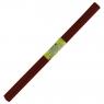 Bibuła dekoracyjna marszczona (krepina) - brązowa (107824)