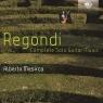 Regondi: Complete Solo Guitar Music