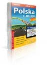 Polska Atlas samochodowy 1:300 000 2016/2017