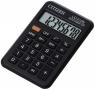 Kalkulator kieszonkowy Citizen LC-210NRczarny, 8-cyfrowy