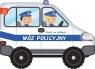 Świat na kółkach Wóz policyjny
