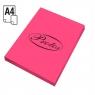 Papier kolorowy Protos ksero fluo A4 - różowy 80 g