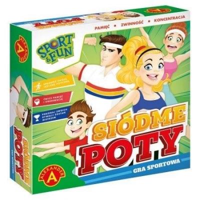 Sport & Fun: Siódme poty - gra sportowa (2141)
