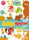 Maxinajklejki. Dzieci zwierząt